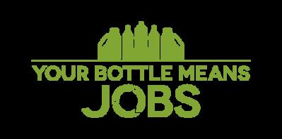 Your Bottle Means Jobs Logo