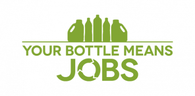 Your Bottle Means Jobs Logo