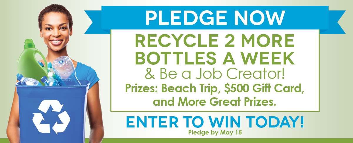 Take the Pledge Contest