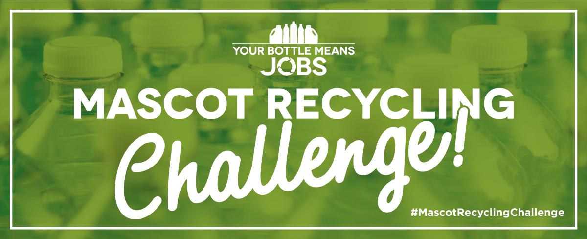 Mascot Recycling Challenge